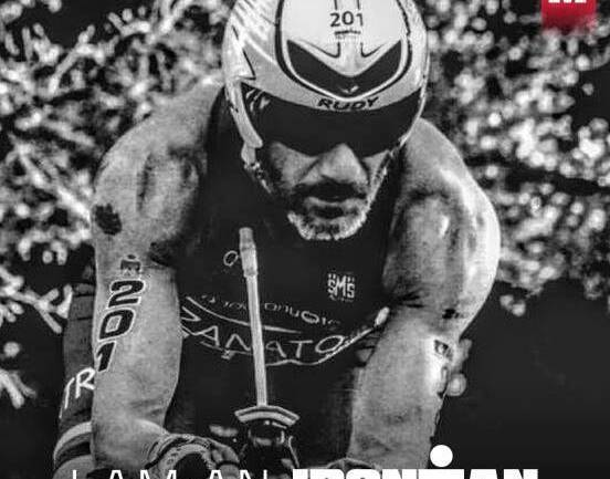 Prepare an IRONMAN not as a professional but as a common lover of sport and personal challenges