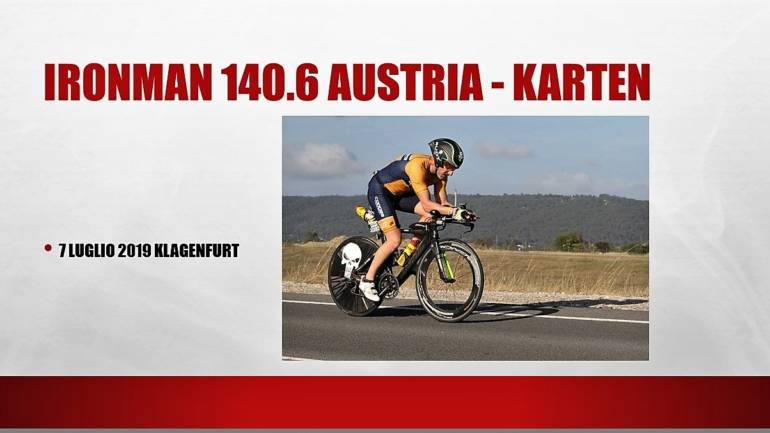 IRONMAN AUSTRIA – KARTEN – KLAGENFURT