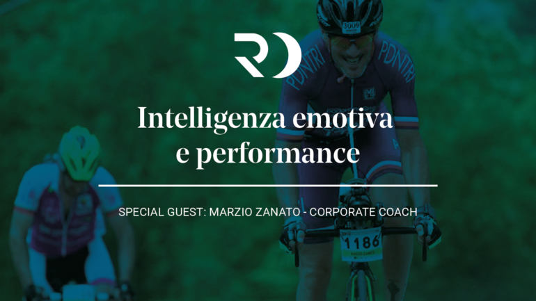 INTELLIGENZA EMOTIVA E PERFORMANCE