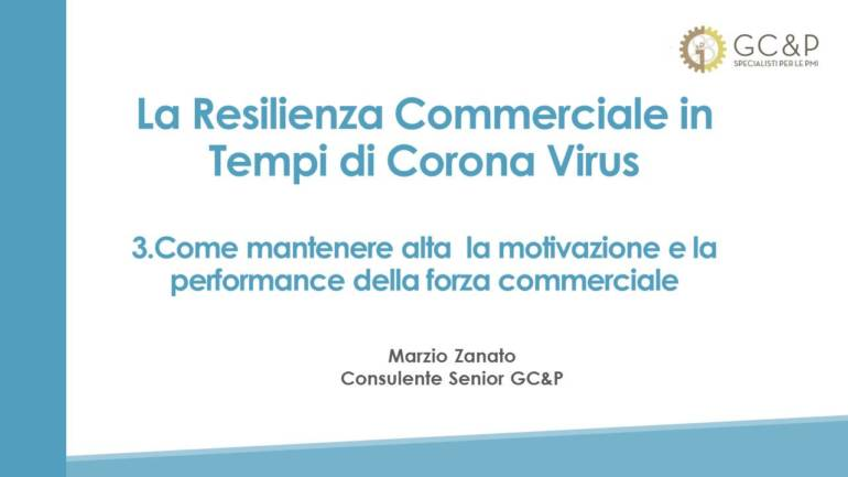 GC&P RESILIENCE ORIENTED